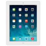 Apple iPad Air 128GB Wi Fi  Cellular with 97 Retina display in silver