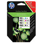 HP 950XL 951XL Ink Cartridges Assorted Ink Cartridges C2P43AE