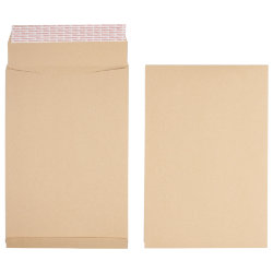 Office Depot Premier Gusset Envelopes 381 x 254 x 25mm 140gsm Box 125