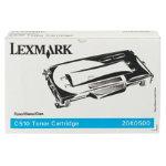 Lexmark 20K0500 Cyan Laser Toner Cartridge