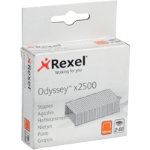 Acco Rexel Staples For Ody 2500 Pk