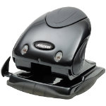 Acco Rexel 2 Hole Punch Black