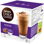 NESCAFe Dolce Gusto Coffee Pod Dolce Gusto Mocha 16 pieces