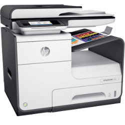 HP 377dw Page Wide Array Multifunction Printer