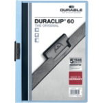 Durable Duraclip 6mm Folder Blue