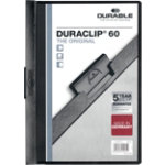 Durable Duraclip 6mm Folder Black