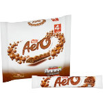 Nestle Chocolate Aero Bubbly Bar 4 Bars
