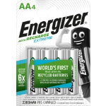 Energizer Rechargeable Batteries Rechargeable Extreme AA 12 V Pack Batteries