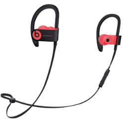 Beats by Dr. Dre Earset Powerbeats3 Siren Red