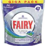 Fairy Dishwasher Tabs Platinum