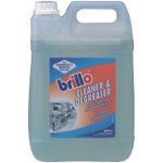 BRILLO CONCENTRATED CLEANER DEGREASER 5LTR