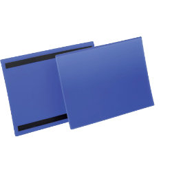 Durable Magnetic Document Sleeve A4 landscape 174507