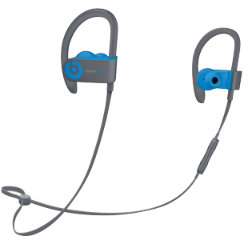 Beats by Dr. Dre Earset Powerbeats3 Flash Blue