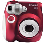 Polaroid Instant Camera PIC 300 Grey Red