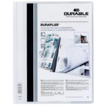 Durable Duraplus Quotation File White