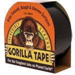 Gorilla Black Cloth Tape 11 m Black 48 mm x 11 m