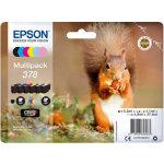 Epson 378 Original Ink Cartridge C13T37884010 Cyan Magenta Yellow Light Cyan Light Magenta Black Pack 6