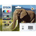 Epson Original Ink Cartridge C13T24384011 Multicolour
