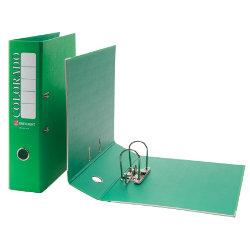 Rexel Eastlight Colorado Lever Arch File Green Foolscap 80mm