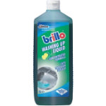 BRILLO WASHING UP LIQUID 1LTR