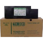 Kyocera TK 20H Original Black Toner cartridge