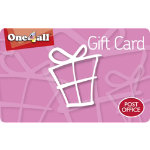 ONE4ALL Gift Card Pink pound10