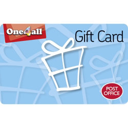 Sky Blue Gift Card £10