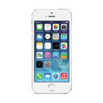Apple iphone 5S Refurbished 16 GB Silver