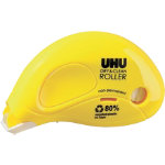 UHU Glue Roller Blister Yellow