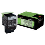 Lexmark 80C2HK0 Original Black Toner cartridge