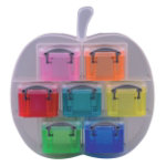 Really Useful Boxes Storage Box Apple Frame 14 L Transparent PP