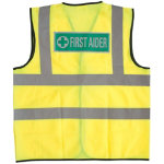 Hi vis Vest First Aider Size 3Xl
