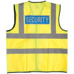 Hi vis Vest Security Size 3Xl