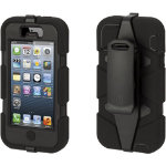 Griffin Survivor Case Black For Iphone 5