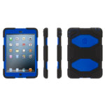 Griffin Survivor Case Blue And Black For Ipad Mini