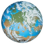 Round Brite Mat Earth