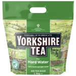 Yorkshire Tea hard water tea bags pack 480