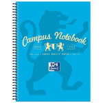 Campus A4 Notebook Teal