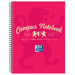 Campus A4 Notebook Pink
