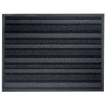 Office Depot Multipurpose Floormat 680mm x 900mm Anthracite