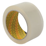Scotch Low Noise Super Clear Packaging Tape 48mm x 66m