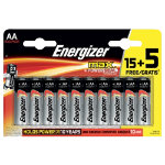 Energizer Batteries Max AA Pack 20