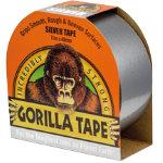 Gorilla Silver Cloth Tape 11 m Silver 48 mm x 11 m