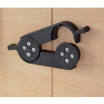 Dams International Table top linking mechanism TVLOCK Black