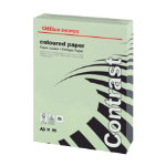 Office Depot A3 Coloured Paper Green 80gsm 500 Sheets Per Ream