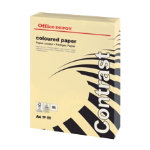 Office Depot Coloured Paper Cream A4 160gsm
