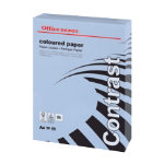Office Depot A4 Coloured Card Lilac 160gsm 250 Sheets Per Pack