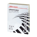 Office Depot Contrast Coloured paper A4 80gsm Assorted