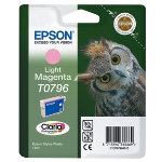 Epson T0796 light magenta printer ink cartridge T079640