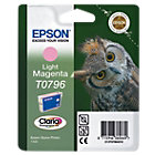 Epson T0796 Original Light Magenta Ink Cartridge C13T07964010